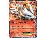 Carte Ultra Rare Reshiram Ex 22/99 - Destinées Futures