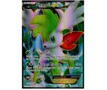 Carte Ultra Rare Shaymin Ex 94/99 - Destinées Futures