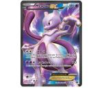 Carte Ultra Rare Mewtwo Ex Full Art 98/99 - Destinées Futures