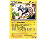Carte Rare Zéblitz 48/99 - Destinées Futures