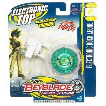 Toupie beyblade electronique